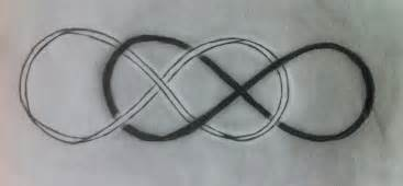 How To Draw A Infinity Sign Infinity By Arinhelmellaide On Deviantart