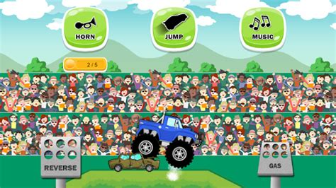 monster truck video games for kids download monster truck game for kids for pc