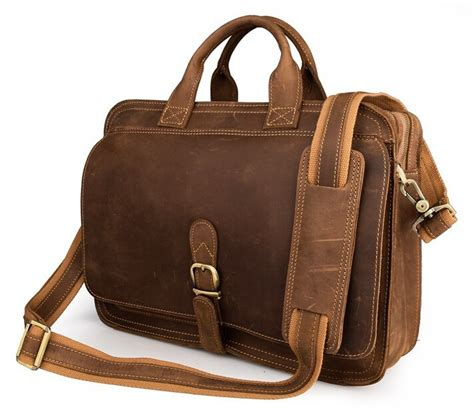 Fka Tas Tote Fashion Wanita Retro Canvas Bag mens genuine leather briefcase laptop tote bags shoulder business messenger bags 009 183 senger