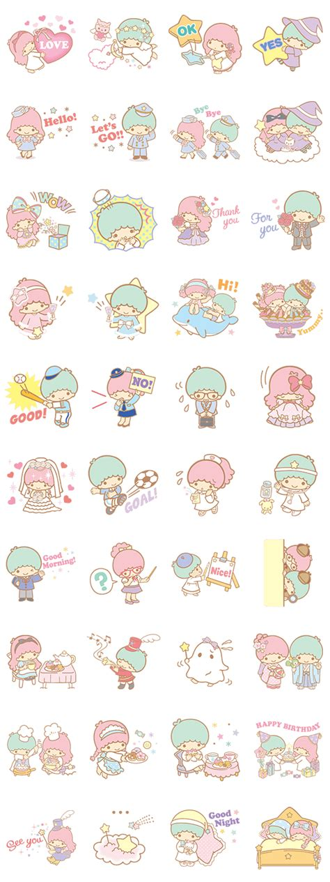 theme line android little twin star little twin stars costume collection line555 com ซ อ