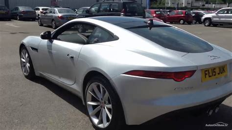 jaguar f type r silver jaguar f type v6 s aluminium silver 2015