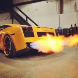 Lamborghini Burnout Lamborghini Gallardo Burnout On
