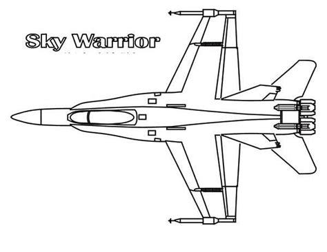 blue angels jet coloring pages
