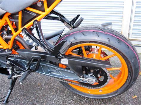 Ktm 125 Akrapovic Ktm Rc 125 2015 8390 Black Orange Akrapovic Exhaust