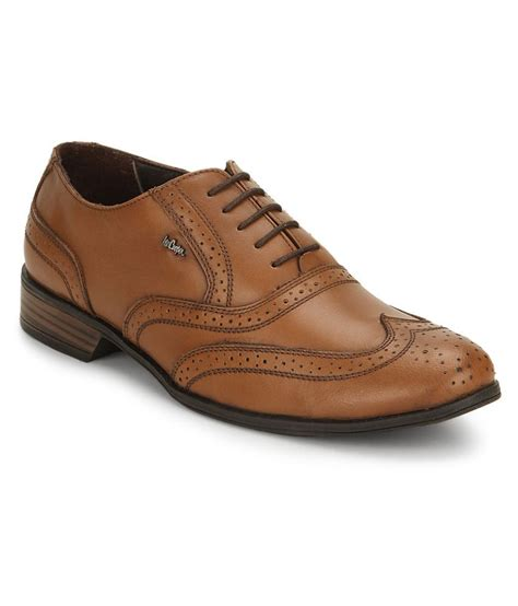 cooper office genuine leather formal shoes