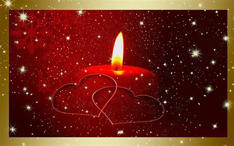 candele cuore cuore neve candela candela scaricare foto gratis