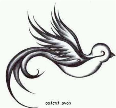 tribal dove tattoos 25 best ideas about dove design on