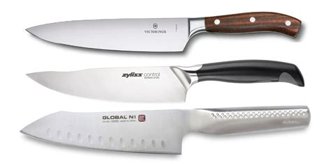 compare kitchen knives 13 best kitchen knives you need top cutlery and