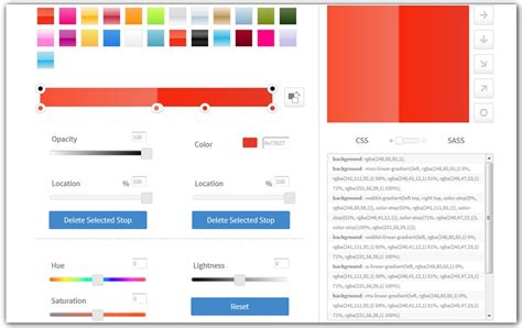 gradient background generator the ultimate collection of 500 css generators 187 css author