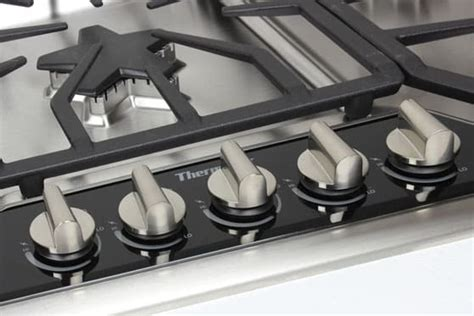 thermador gas cooktop reviews thermador sgsx365fs 36 inch gas cooktop review reviewed