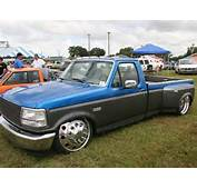 Lowered Flat Bed Dually  Ford Truck Enthusiasts Forums