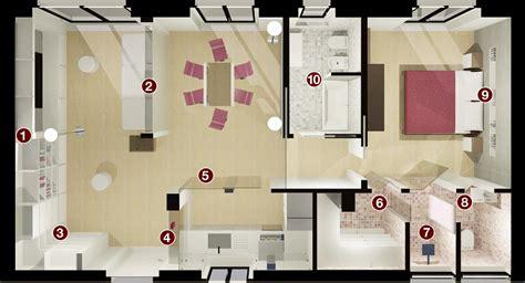 Planimetria Appartamento 70 Mq by 70 Mq Ma Sembrano Di Pi 249 Cose Di Casa