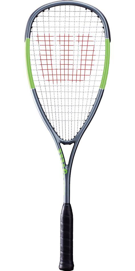 wilson blade light squash racket tennisnuts