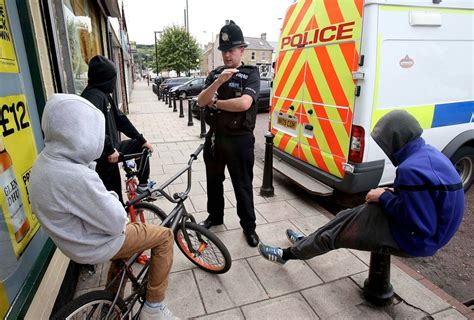 antisocial behaviour anti social behaviour arrests in shropshire and powys
