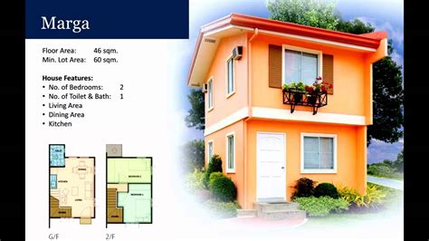 camella homes floor plan philippines