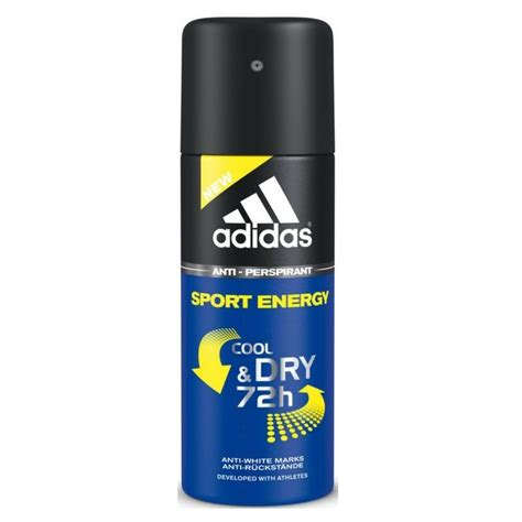 Parfum Adidas Sport adidas sport energy anti perspirant deodorant 150 ml