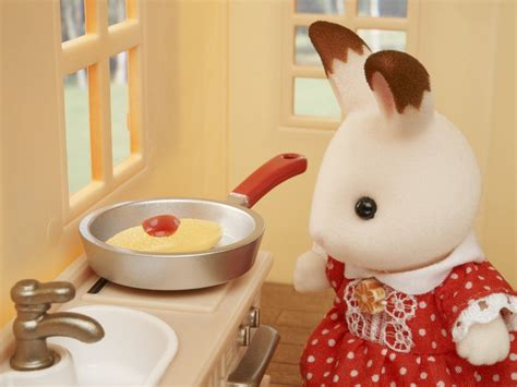 cosy cottage starter home sylvanian families