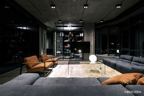 Bachelor Apartment by YoDezeen