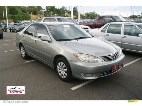 green opal car 2006 mineral green opal toyota camry le 51478669