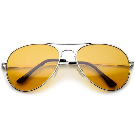 colored sunglasses sunglassla classic metal frame colored teardrop lens