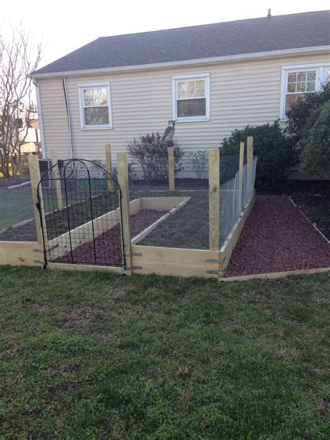 shaped raised bed  day project backyard vegetable