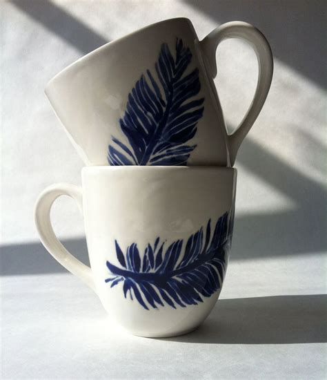 Set Navy Gloss Triball Hv93 best 25 ceramic coffee cups ideas on coffee cup coffee cups and mugs