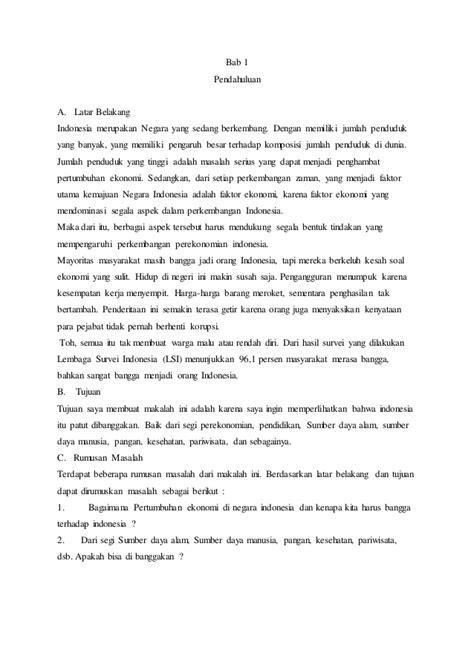 Aku Bangga Jadi Anak Indonesia makalah aku bangga jadi anak indonesia