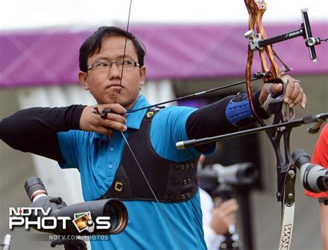 olympics 2012 archery olympics 2012 archery ranking rounds photo gallery
