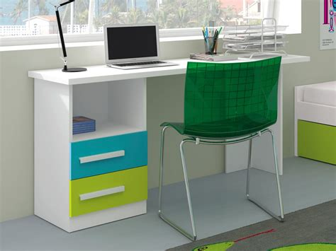 habitaciones juveniles con escritorio conjunto mesa de escritorio para j 243 venes 2 cajones y pie