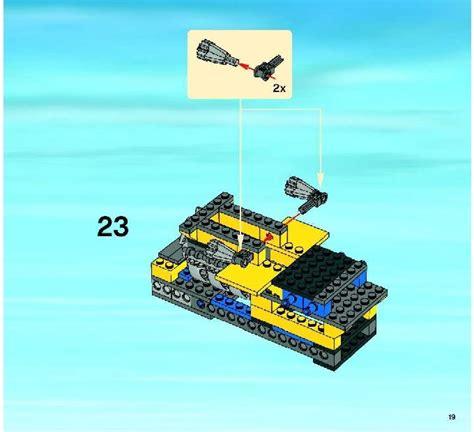 Lego 7685 City Dozer lego dozer 7685 city