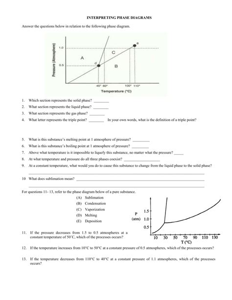 phase diagram questions phase diagram questions gallery how to guide and refrence