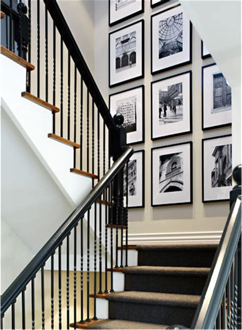 staircase wall decor ideas morgan design inc spice up that stairwell