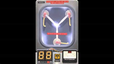 back to the future flux capacitor back to the future flux capacitor