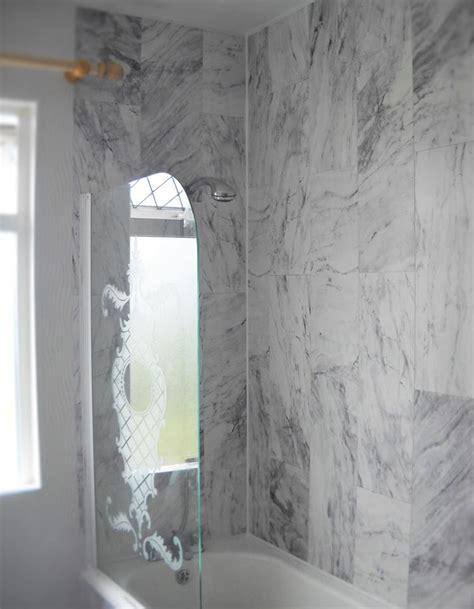 tile sheets for bathroom