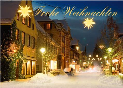 weihnachten tradition merry german recipes