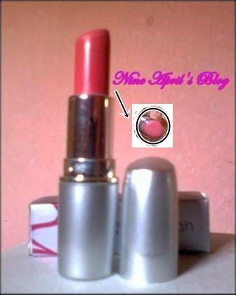 Lipstik Wardah Rosy Pink review wardah matte rosy pink no 18 nine april