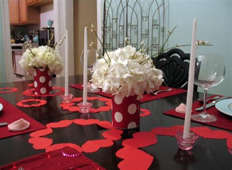valentine dinner table decorations 25 romantic valentine s day table setting ideas home