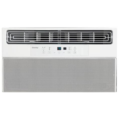 danby  btu window air conditioner  silencer