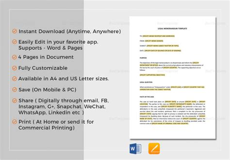 memo template for apple pages employee memo template 10 free word pdf document