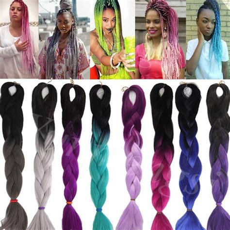 expression hair colors best 10 expression braiding hair ideas on