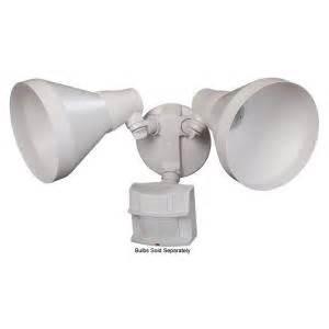 home depot motion lights defiant 180 degree outdoor white motion security light dfi