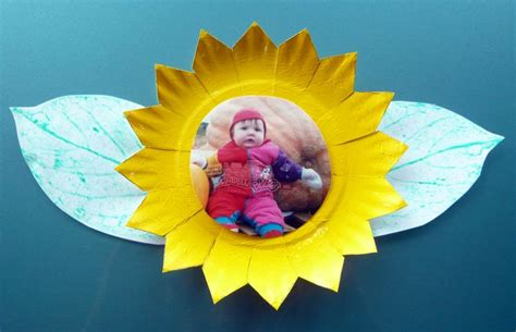 Sunflower Paper Craft - sunflower crafts crafts