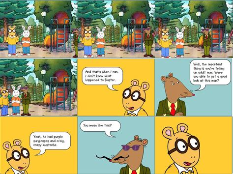 Meme Comic Creator - image 411648 arthur comic creator know your meme