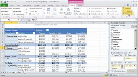 pivot table exle data excel pivot tables webinar us computer connection