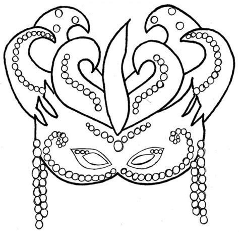 mascaras de carnaval para colorear contuspropiasmanos mascaras de carnaval modernas para ninas para colorear