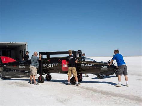 land speed record martin breaks triumph land speed record gaadiwaadi
