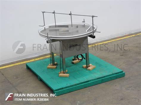 drive unscramble used unscrambler equipment machine for sale