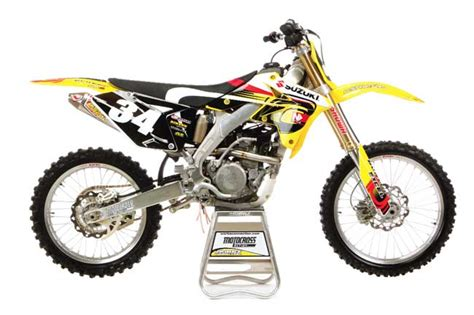 motocross bike setup friday s used motocross bike guide how to setup your 2009