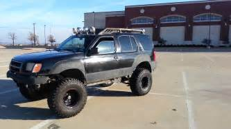 2002 Nissan Xterra Lift Kit Xterra Lifted On 35s