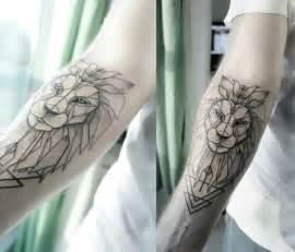 40 spectacular geometric animals tattoo amazing tattoo ideas